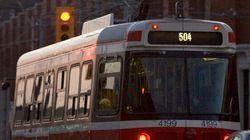 Un couple se serait adonné à des activités sexuelles dans un tramway de