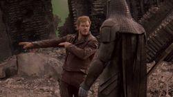 «Les gardiens de la galaxie»: une bataille de danse dévoilée