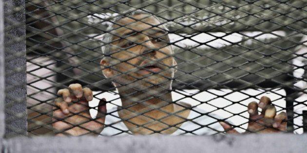 Le président égyptien pourrait accorder un pardon au journaliste canadien Mohamed Fahmy et à ses