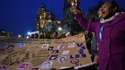 Manifestation pour réclamer justice pour les étudiants