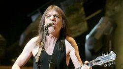Un guitariste d'AC/DC, Malcolm Young, prend une pause du groupe pour des raisons de