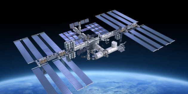 La Station spatiale internationale aura bientôt sa cafetière à