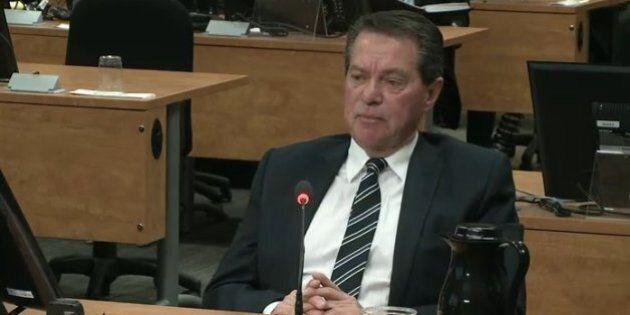 Commission Charbonneau: Il faut en finir avec l'angélisme, dit l'ancien sous-ministre au MTQ Florent