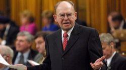 Funérailles de l'ancien député et ministre libéral Herb