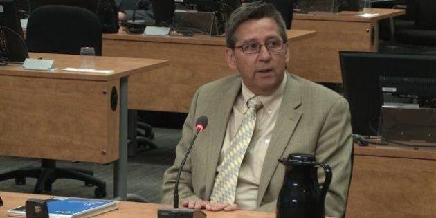 Commission Charbonneau: le «péché» de Claude Paquet, ex-cadre au