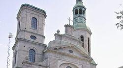 Cérémonie à la basilique de Québec pour souligner deux