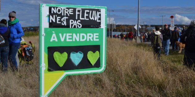 Québec pose des conditions à TransCanada: les environnementalistes