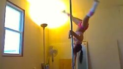 Les dangers du «pole dancing» en 32 exemples