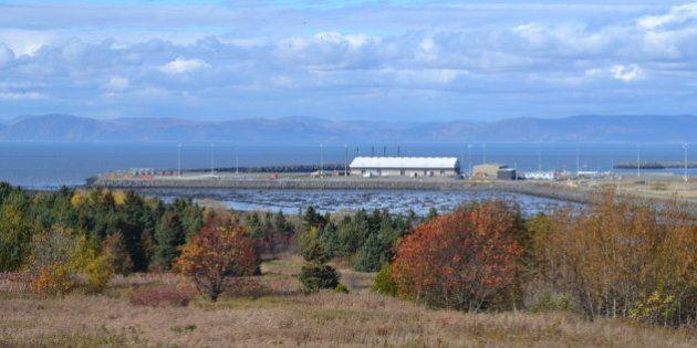 Québec pose 7 conditions à TransCanada pour son projet de port pétrolier à