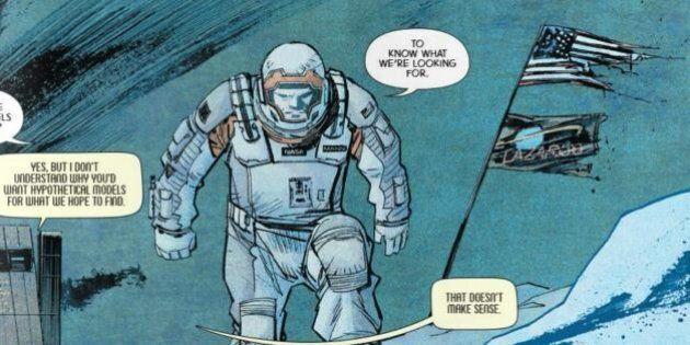 «Interstellar»: Christopher Nolan imagine la BD «Absolute