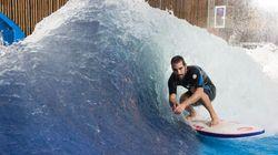 Oasis Surf: du surf dans le quartier DIX30