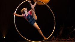 Finissants de l'École nationale de cirque: extrême splendeur