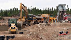 Possible fermeture de la mine de fer du lac Bloom, à