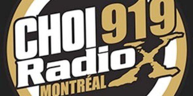 91,9 Radio X Montréal : plus de contenu parlé la semaine, du rock le
