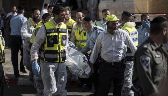 Jérusalem, l'autre champ de bataille du conflit israélo-palestinien (CARTE