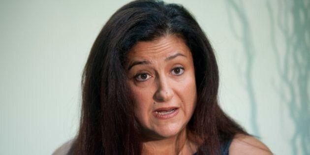 Ottawa: l'ex-bloquiste Maria Mourani joint les rangs du