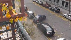 Le pire stationnement en parallèle