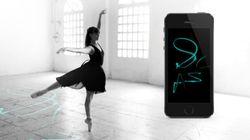 Une application pour suivre (littéralement) les danseurs à la trace