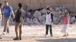 La vidéo du jeune héros syrien était