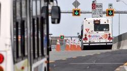 En cas de fermeture du pont Champlain, autobus en