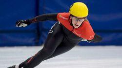 Marianne St-Gelais procure une première médaille au Canada à