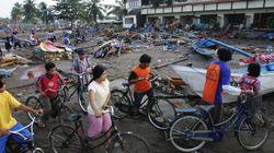 Indonésie: séisme de magnitude 7,3, alerte au