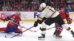 Les Bruins l'emportent en
