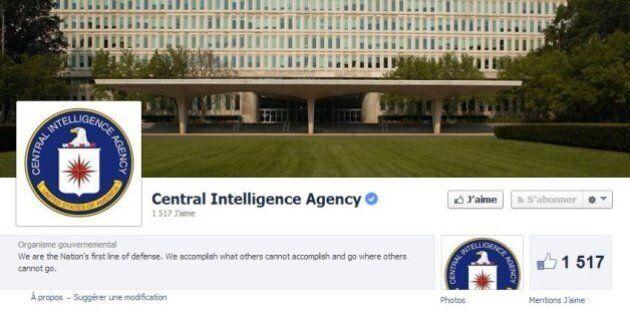 L'agence américaine de renseignement CIA lance un compte sur Twitter et