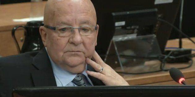 Commission Charbonneau - Le témoin Christian Fay affirme qu'il a pu rencontrer Guy Chevrette grâce au...