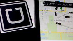 Transports par taxi: Uber valorisée à 17 milliards de