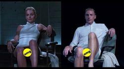 Des scènes cultes de films recréées en inversant les genres