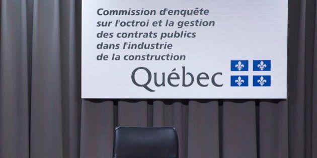 La commission Charbonneau met fin à ses