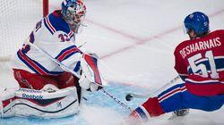 Série Canadiens-Rangers : Les paris sont