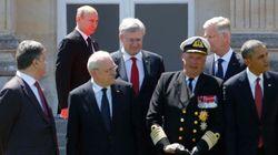 Débarquement de Normandie: les chefs d'État rendent hommage aux