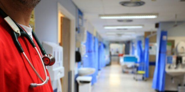 File photo 03/10/14 of a ward at the Royal Liverpool University Hospital as the NHS will have to use...