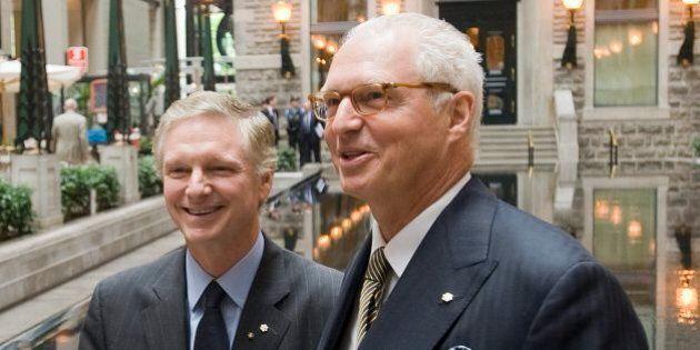 Les frères Desmarais ont chacun obtenu 7,7 millions $ en guise de rémunération en