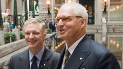Les frères Desmarais ont chacun obtenu 7,7 millions $ en