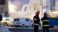 L'Isle-Verte : l'incendie des