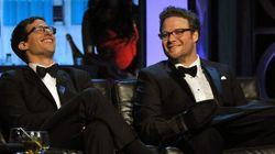 Seth Rogen et Andy Samberg à Montréal cet été pour Just for