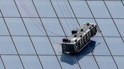 Deux laveurs de vitres secourus au One World Trade Center