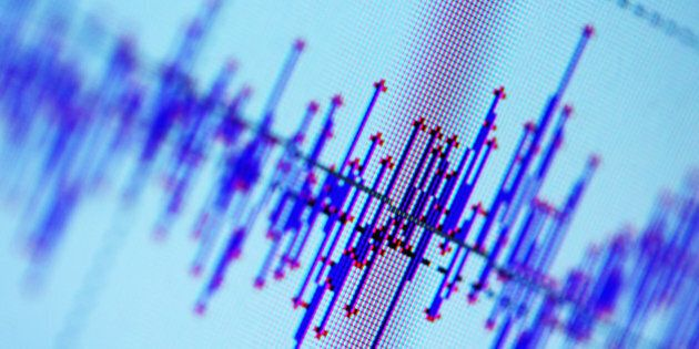 Tremblement de terre d'une magnitude de 6,6 en