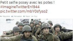 #ImagineTwitterEn1944, l'hilarant clin d'œil des internautes au Débarquement