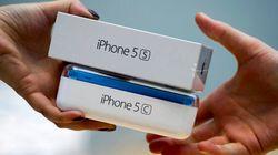 Apple a vendu plus d'iPhone que