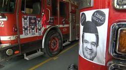 Montréal provoque la colère de ses pompiers avec une requête pour outrage au