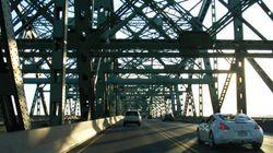 Pont Champlain: travaux majeurs en fin de