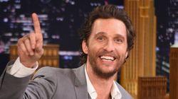 Matthew McConaughey: Retour aux comédies romantiques?
