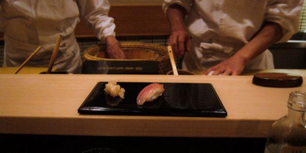 «Les meilleurs sushis du monde» pour Barack Obama en visite au