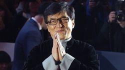 Jackie Chan devient ambassadeur d'une campagne contre le crime