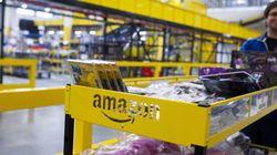 Amazon : la livraison à domicile le jour même de l'achat à Toronto et à