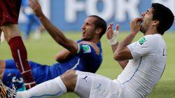 Mondial-2014: La morsure de Luis Suarez devient une affaire